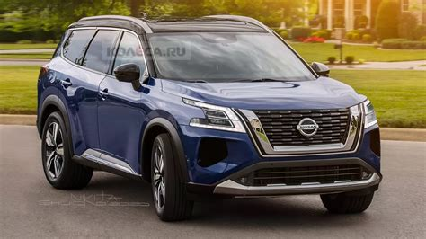 2021 Nissan Pathfinder Digitally Imagined Based On Spy ...