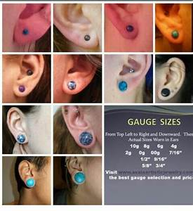 The 14 Weirdest Things People Put In Their Gauges Ear