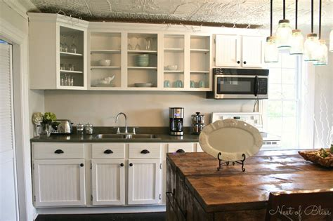 budget cabinet makeover cheap kitchen cabinets country