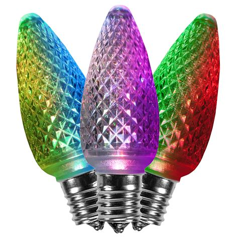 color changing light bulb c9 color change multicolor led light bulbs