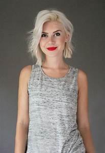 Coiffure Blonde Courte : quelle couleur de cheveux vous correspond ~ Melissatoandfro.com Idées de Décoration