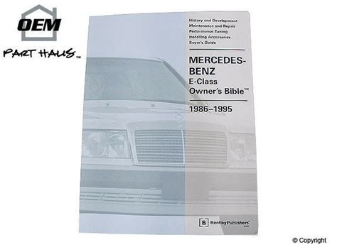 service manuals schematics 1986 mercedes benz sl class seat position control mercedes benz 1986 1995 w124 e class owner s bible repair manual 260e 300ce e500 ebay