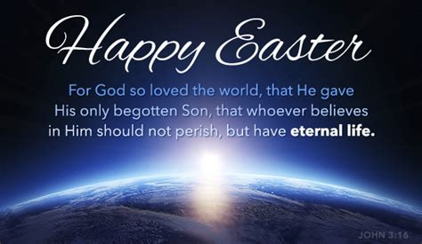 happy easter ecard email  personalized easter