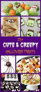 Halloween Snacks Selber Machen : 23 cute creepy halloween treats such a fun roundup of festive desserts perfect for parties ~ Eleganceandgraceweddings.com Haus und Dekorationen
