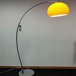 Retro floor lamps lighting and ceiling fans for Retro floor reading lamp