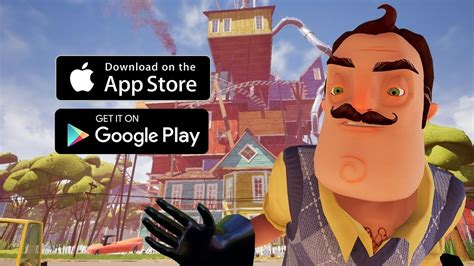 hello neighbor android hello neighbor 1 0 para android 2018 08 19