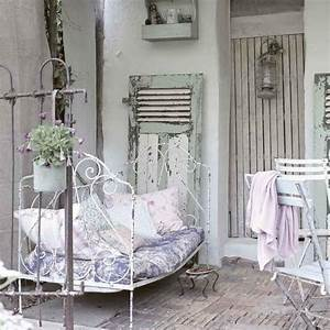Gartenhaus Shabby Chic : shabby french country outdoor terrace shabby chic french country old glam pinterest ~ Markanthonyermac.com Haus und Dekorationen