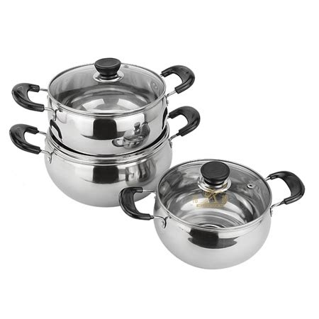 cookware materials cooking types different xinyuan pan present many there pot