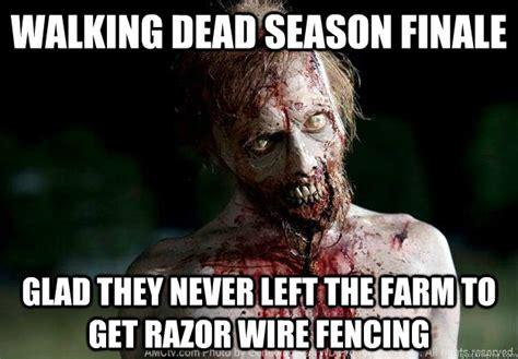 Walking Dead Memes Season 4 - funny fencing memes