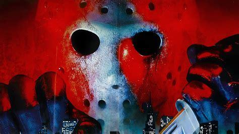 Background Jason by Friday The 13th Part Viii Jason Takes Manhattan Hd
