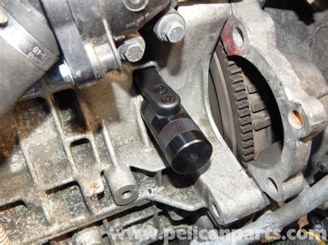 volvo  clutch replacement