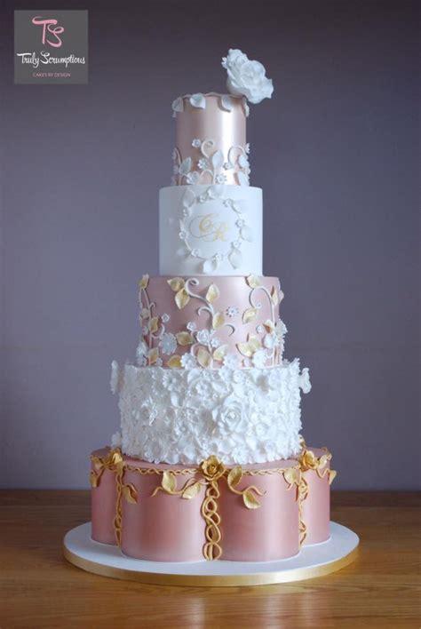 clara rose wedding cake  scrumptious cake design