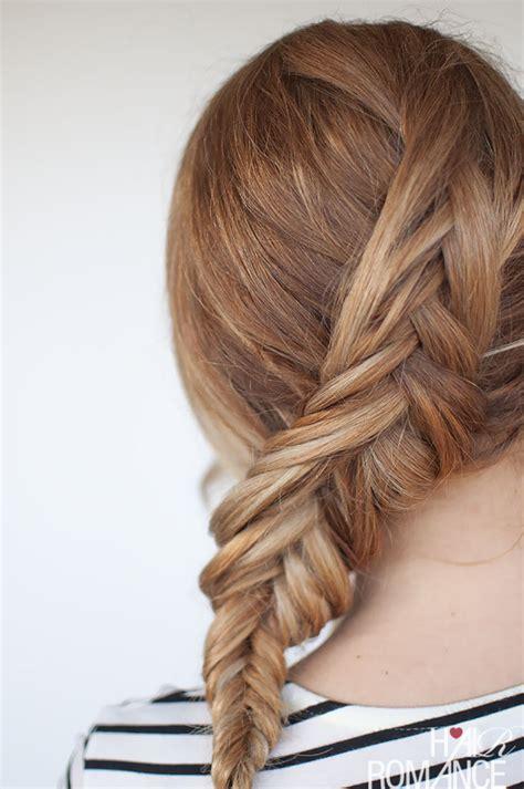 seashell braid tutorial dutch fishtail braid tutorial
