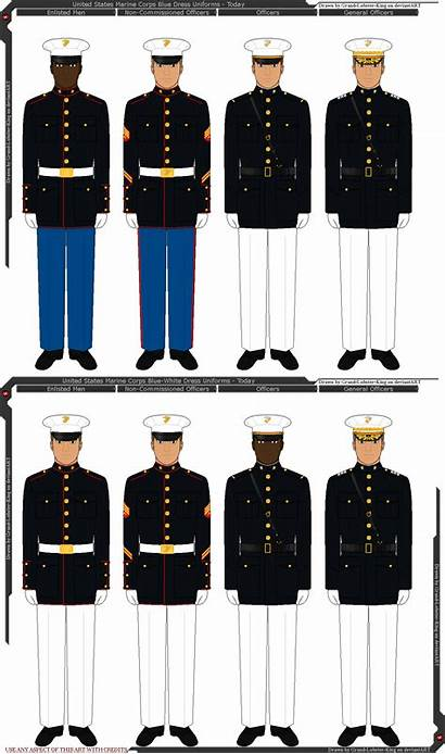 Marine Corps Uniforms King Lobster United States