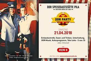 Speisegaststtte PILA Deutsche Kche Kleines DDR
