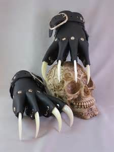 metal claws steunk glow in the claw by medievalfashion