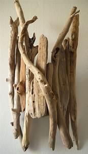 Applique Murale Bois Flotté : applique n 21 au fil de l 39 eau bois flott ~ Teatrodelosmanantiales.com Idées de Décoration