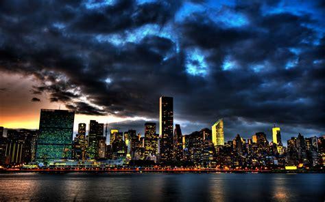 city  night wallpaper hd airwallpapercom