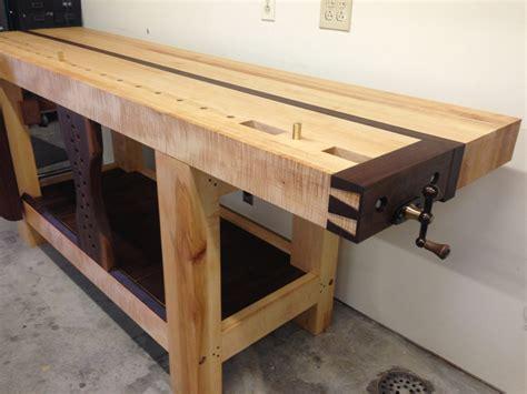 split top roubo workbench finewoodworking