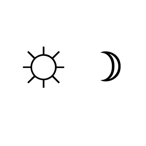 quot sun and moon minimalist aesthetic black and white design quot by cgnewman00 redbubble