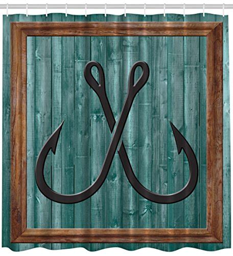 fishing bathroom decor amazoncom
