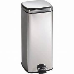 Poubelle Exterieur Leroy Merlin : poubelle de cuisine poubelle tabouret et accessoires de ~ Melissatoandfro.com Idées de Décoration