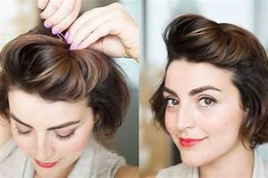 Coiffure Cheveux Court : coiffures de mariage pour cheveux courts ~ Melissatoandfro.com Idées de Décoration