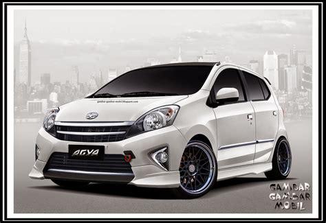 Modifikasi New Agya by Gambar Mobil Toyota Agya Gambar Mobil Toyota Agya New