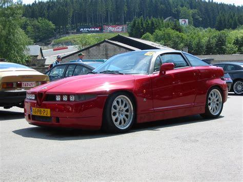 Alfa Romeo Sz & Rz Specs, Pictures & Engine Review