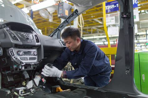 chinas embrace  foreign cars   york times