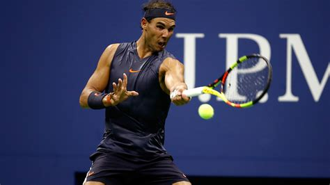 Rafael Nadal Through As David Ferrer Retires