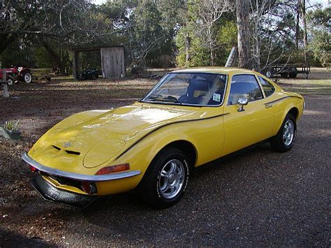 1971 Opel Gt by 1971 Opel Gt For Sale Lake Charles Louisiana
