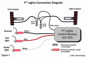 Wiring Diagram For Turn Signals  Wiring  Free Engine Image