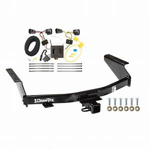 Trailer Tow Hitch For 07  Wiring Harness Kit