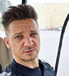Jeremy Renner Hotties Hair Cuts Jake
