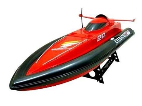 1 16 Rc Boat by Tracer 2 1 16 Scale Radio Controlled Rc Water Speed Boat