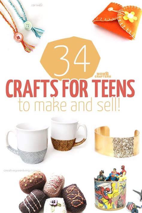 cool crafts  teens    sell crafts