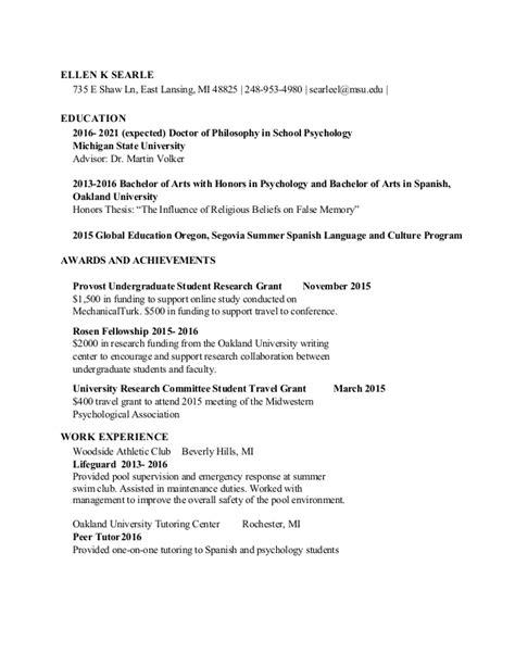 curriculum vitae ongoing education curriculum vitae