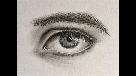 Como Dibujar Un Ojo Facil