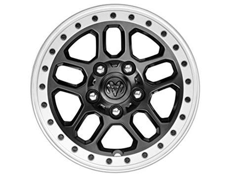 dodge ram  mopar    cast aluminum beadlock wheel