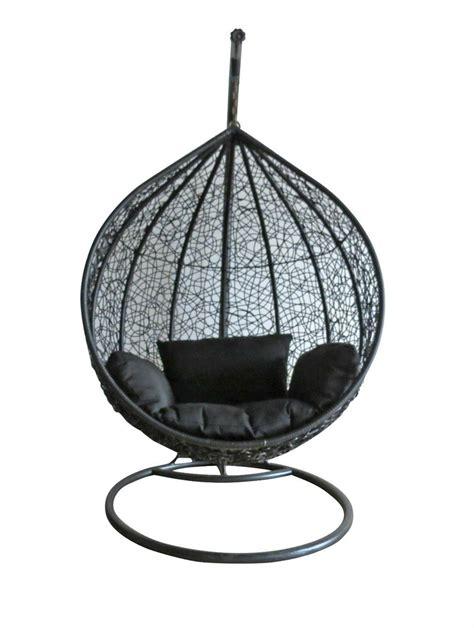 Rattan Hammock Chair by Rattan Swing Chair Outdoor Garden Patio Hanging Wicker