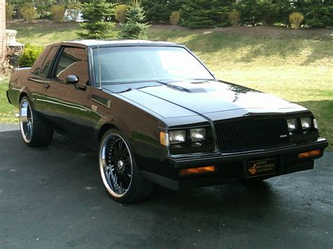 Buick Grand National 1987 by 87gn 1987 Buick Grand National Specs Photos Modification