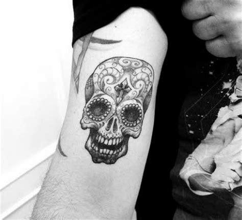 calavera mexicana tatuajes  hombres imagenes  disenos