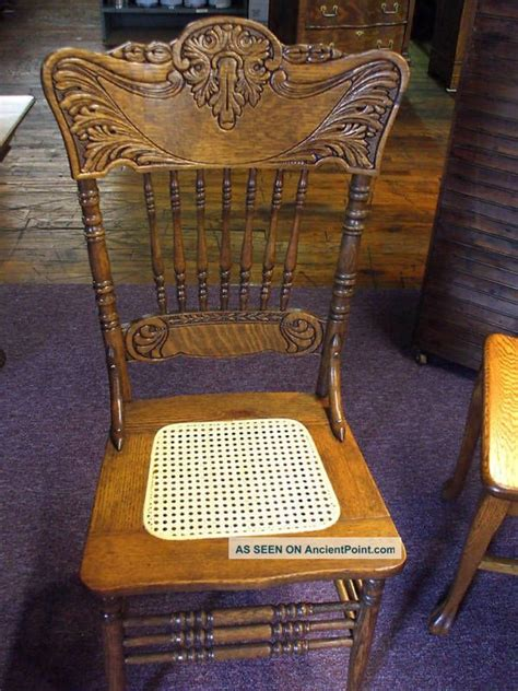 Pressback Chairs And Table by An Amish Chair With A Lot Of Charm The Solid Wood Wheat