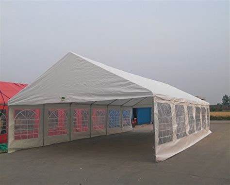 shade tree    heavy duty event party wedding tent canopy carport wsidewalls