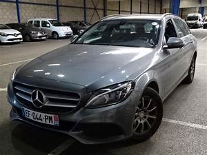Mercedes Classe C Break 2014 : mercedes classe c break business 07 2014 classe c break 200 d business alcopa auction ~ Maxctalentgroup.com Avis de Voitures