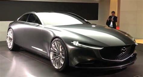mazda vision coupe price release date redesign