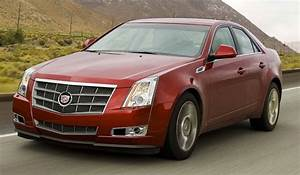 2008 Motor Trend Coty Contender  Cadillac Cts