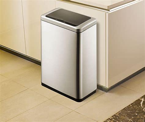 designer trash can eko usa designer trash cans