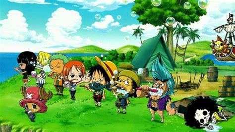 One Piece Chibi Wallpaper ·①
